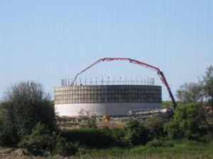 Trzy kolejne biogazownie rolnicze ze zbiornikami firmy Wolf System