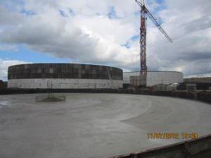 Wolf System zbudował zbiorniki dla biogazowni rolniczej w Przemysławiu