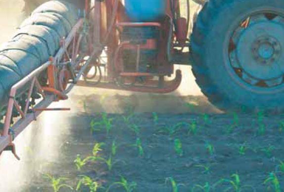 Racjonalna technika ochrony roślin